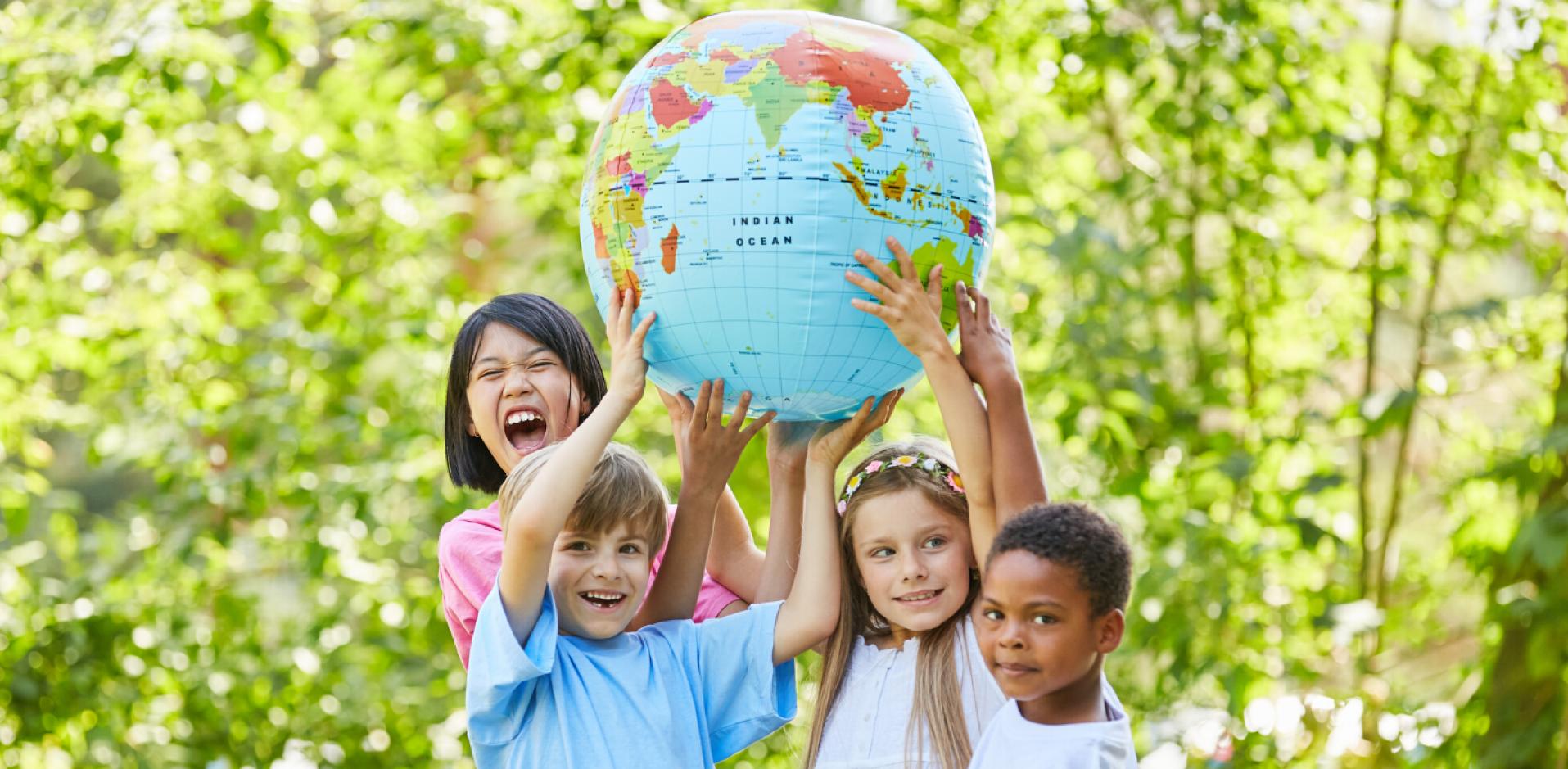 世界で活躍する子ども